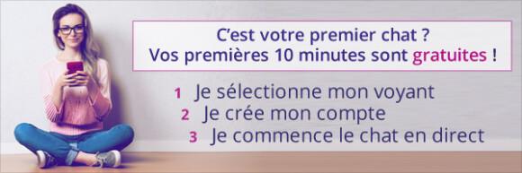 Voyance par tchat - 10 minutes offertes d29dcba782f2
