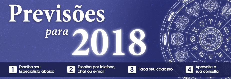 header página Banner Previsões para 2018