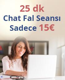 25 dakikalik Chat Paketi