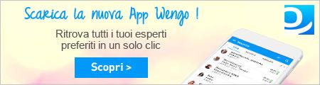 Scarica applicazione Wengo