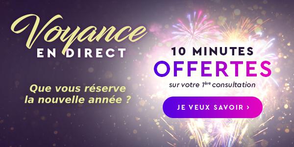 0aa7293f807ebf Voyance en direct  10 minutes offertes pour votre 1ère consultation