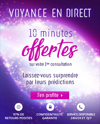 3c050bbe7c6e92 Voyance en direct   Profitez de 10 minutes offertes pour votre 1ère  consultation