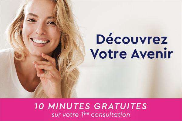 4633ba460df8da Voyance en direct ! profitez de 10 minutes offertes pour votre 1ère  consultation