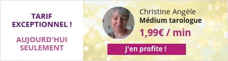Tarif spécial Christine Angèle