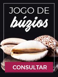 JOGO DE BÚZIOS- JB
