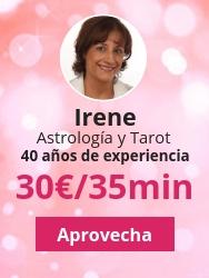 Promo expert: Irene  - 18 au 23/02/2019