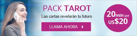 Latino Pack Tarot  - $20/20min