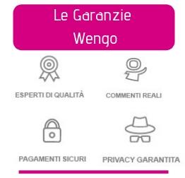 Garanzie Wengo