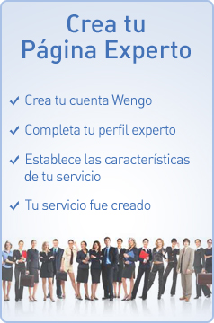 Crea tu cuenta Wengo 1
