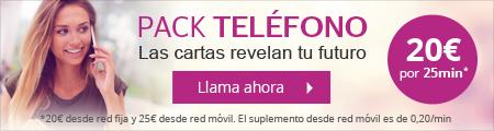 Espagne Pack Tarot  - 20€/25min