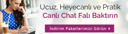 Chat Paketlerimizi Keşfedin >>