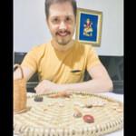 Astrólogo e cartomante. - Flávio  Versannio