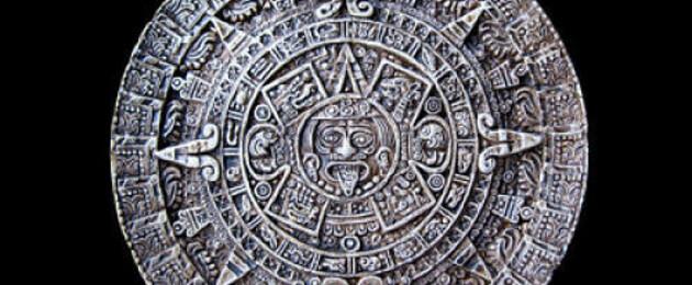 El Calendario Azteca Y Sus Signos Zodiacales