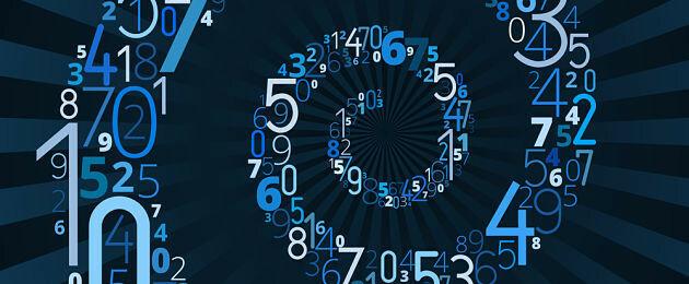 Numerología tántrica: significado de los números