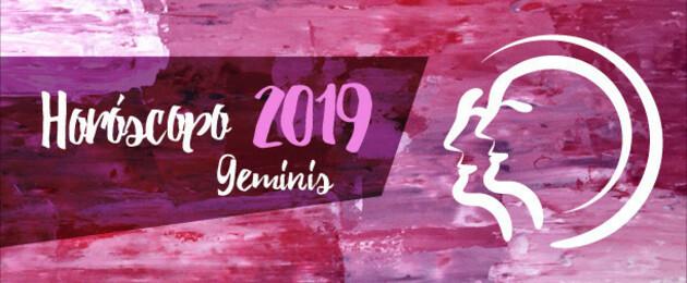 Horoscopo Geminis 2019 Nada Te Va A Deter